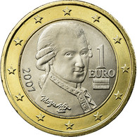 Autriche, Euro, 2007, SUP, Bi-Metallic, KM:3088 - Austria