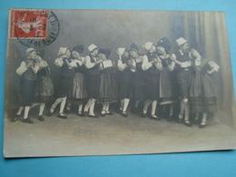 90 - Belfort - Carte Photo - Fête Costumée - 1912 - Belfort - Ville