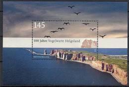 Deutschland / Germany / Allemagne 2010 2792 ** Block 77 100 J. Vogelwarte Helgoland - Ungebraucht