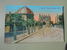 MALTE MALTA FLORIANA WESLEYAN CHURCH - Malte