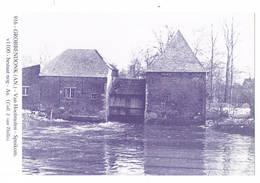 Grobbendonk: Van Hoolmolen - Spuikom ( 2 Scans) - Grobbendonk