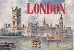 (C 3) London 1948 (Format 18 X 13) (30 Pages) - Culture