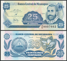 Nicaragua / 1991 / 25 Centavo / P: 170 / UNC - Nicaragua