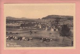 OUDE POSTKAART  LUXEMBOURG -  PETANGE  1935 - Luxemburg - Stadt