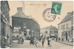 D02 - BOHAIN - La Poste - Autres Communes