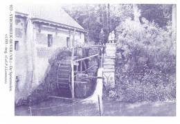 Strombeek-Bever: De Sprietmolen ( 2 Scans) - Belgique