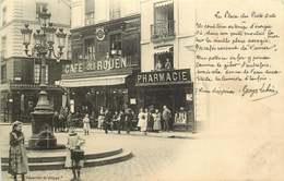 SEINE MARITIME  DIEPPE  La Place Du Puits - Dieppe
