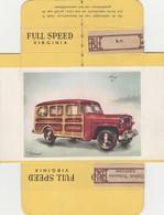 FULL SPEED VIRGINIA Nr 134, Willys Jeep 1949 - Andere