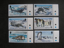 Territoire Antarctique Britannique: TB Série N° 213 Au N° 218, Neufs XX. - Neufs