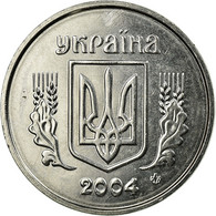Monnaie, Ukraine, 2 Kopiyky, 2004, Kyiv, TTB, Stainless Steel, KM:4b - Ukraine