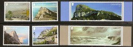 Gibraltar 2018 Micheln° 1868-1873 *** MNH  SEPAC Views Of Gibraltar - Gibraltar