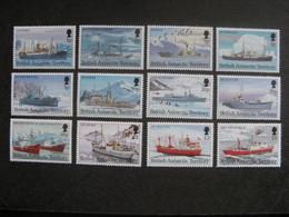 Territoire Antarctique Britannique: TB Série N° 223 Au N° 234, Neufs XX. - Neufs