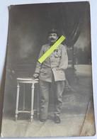 1916 Mutilé Manchot Croix Guerre Palme Médaille Militaire 68 Eme Regt Artillerie  Tranchée Poilus 1914 1918 WW1 Cph - War, Military
