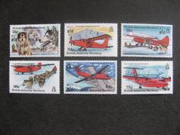Territoire Antarctique Britannique: TB Série N° 235 Au N° 240, Neufs XX. - Neufs