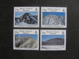 Territoire Antarctique Britannique: TB Série N° 261 Au N° 264, Neufs XX. - Neufs