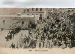 LIBYE(TRIPOLI) FETE - Libia