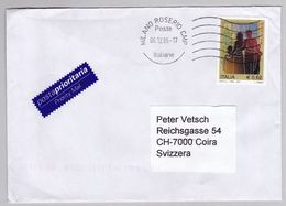 Brief In Die Schweiz (br5795) - 6. 1946-.. Repubblica
