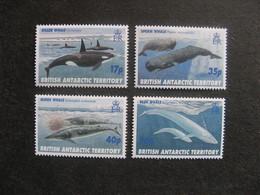 Territoire Antarctique Britannique: TB Série N° 273 Au N° 276, Neufs XX. - Neufs