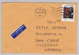 Brief In Die Schweiz (br5799) - 6. 1946-.. Repubblica