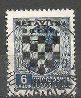 HR 1941-18 DEFINITIVE SET, CROATIA HRVATSKA, 1 X 1v, Used - Croatie