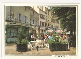( 92 ) SURESNES Rue Des Bourets Et Place Du Général Leclerc - Suresnes