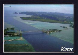 1 AK Palau * Blick Auf Die Koror-Babeldaob-Brücke - Sie Verbindet Die Inseln Koror Und Babeldaob * - Palau