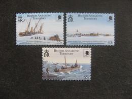 Territoire Antarctique Britannique: TB Série N° 312 Au N° 314, Neufs XX. - British Antarctic Territory  (BAT)