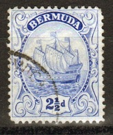 Bermuda George V 2½d Single Stamp From The 1922 Definitive Set. - Bermuda