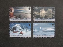 Territoire Antarctique Britannique: TB Série N° 325 Au N° 328, Neufs XX. - Neufs