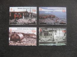 Territoire Antarctique Britannique: TB Série N° 329 Au N° 332, Neufs XX. - Neufs