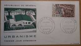 FDC Sénégal Aériens N°A93 - Sénégal (1960-...)