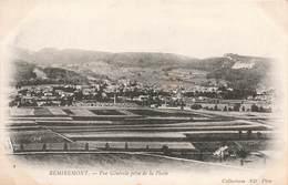 88 Remiremont Vue Générale Prise De La Piotte - Remiremont