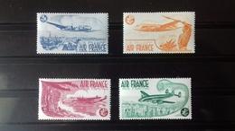 FRANCE VIGNETTE AIR FRANCE - Francia