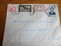 TIMBRE DU VIET-NAM POUR DOUAI - Viêt-Nam