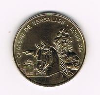 //  FRANKRIJK  MEDAILLE  REUNION DES MUSEES NATIONAUX - GRAND PALAIS - CHATEAU DE VERSAILLES - LOUIS XIV - Other