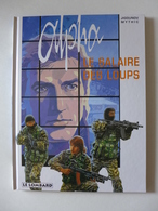 Jigounov, Mythic - Alpha N°3 . Le Salaire Des Loups /  EO 1998 - Alpha