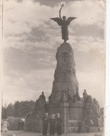 ESTONIA.  #1832 A PHOTO. FLEET, SEASONS, MONUMENT, TALLINN.  *** - Projecteurs De Films