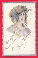 Carte A Jouer Dame De Pique - Carta Da Gioco Di Picche - Carte Da Gioco