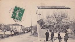 83 /LES ARCS / AVENUE DE LA GARE /  JOLIE CARTE ELD 1290 - Les Arcs