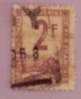 FRANCE COLIS POSTAUX YT 2 OBLITERE 1944/1947 - Oblitérés