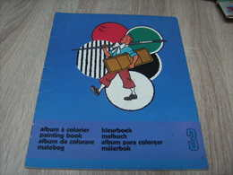 Tintin Livre à Colorier Numero 3 - Unclassified