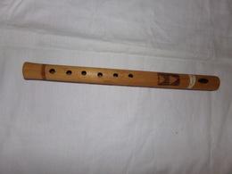Flûte En Bambou Afrique Du Sud - Instruments De Musique