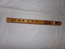 Flûte En Bambou Afrique Du Sud - Instrumentos De Música