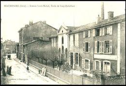 (38) BEAUREPAIRE -L ECOLE LUZY-DUFEILLANT - Bb-12 - Beaurepaire
