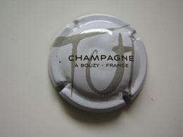 Capsule De Champagne Muselet BOUZY - FRANCE - Malakoff (Kasteel)