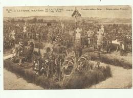 De Panne - Militairen -soldaten Begraafplaats 1914-18 - De Panne