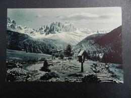 19930) LOCALITA' DA IDENTIFICARE PAESAGGIO ALPINO NON VIAGGIATA 1925 CIRCA - Cartoline