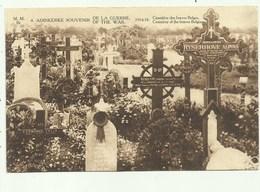 Adinkerke - Militairen -soldaten Begraafplaats 1914-18 - De Panne