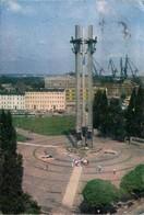 """Pologne - GDANSK - Plac """"Solidarnosci"""" - Polonia"""