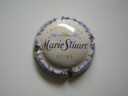 Capsule De Champagne Muselet MARIE STUART - REIMS - Marie Stuart
